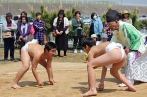 龍神宮相撲大会