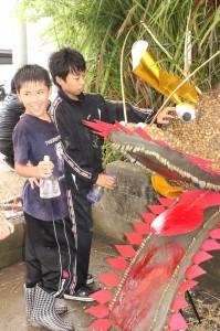 子どもたちの夏/崩道祇園祭