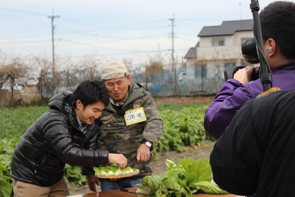 2015.1.14博多蕾菜NHK「あさイチ」 (3)