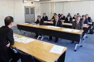 農業政策に関する研修会