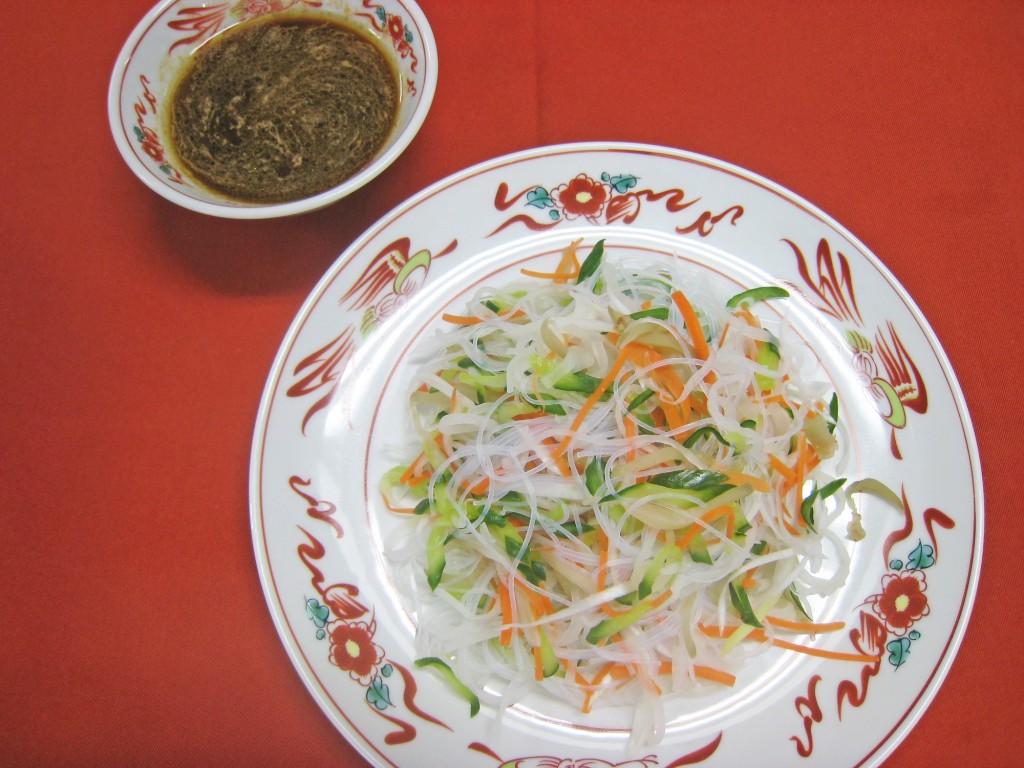 涼拌素菜(リャンバンスゥツァイ)